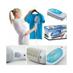 perlengkapan pakaian alat pengering/penghalus/pewangi pakaian setrika uap Tobi steam brush