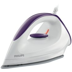 Philips GC 160 Setrika - Putih-Ungu