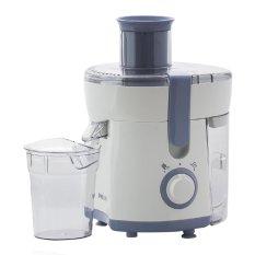 philips juicer fruit extractor hr 1811 putih dan ungu