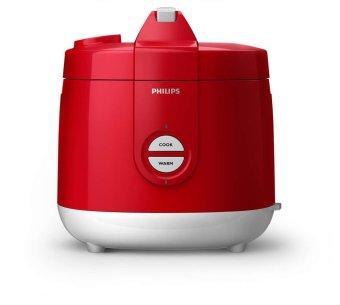 Philips Rice Cooker 2 L - Merah