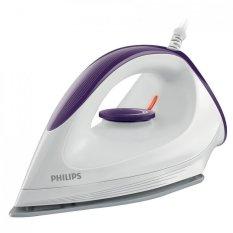 Philips Setrika GC 160 - Putih Ungu