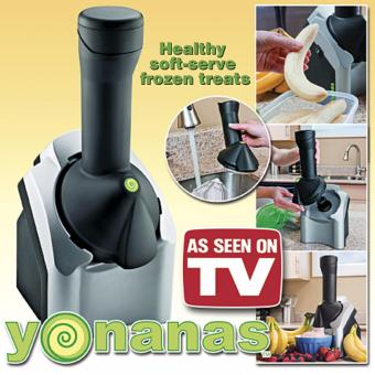 Pitaldo Mesin Juicer Ice Cream Yoghurt Blender Yonanas FruitDessert Maker