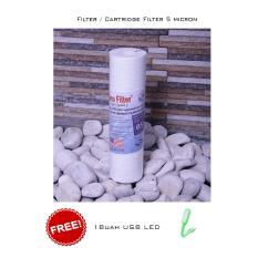 Ronaco Filter Air / Cartridge Filter 5 micron
