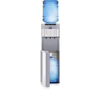 Sanken Dispenser Galon Atas-Bawah - HWD - Z95 - Silver