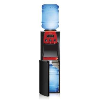 Sanken HWD-Z88 Dispenser Galon Atas Bawah - Hitam-Merah