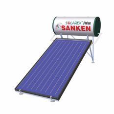 Sanken Pemanas Air Tenaga Matahari Surya SWH-F150L/P - Khusus Jabodetabek