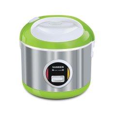 Sanken Rice Cooker Super Com SJ 305.2 L - Hijau