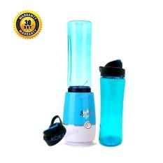 Shake and Take Blender Portabel Extra Cup Bundle - Biru