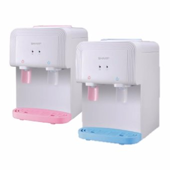 Sharp Dispenser Portable SWD-T40N-PK - Pink