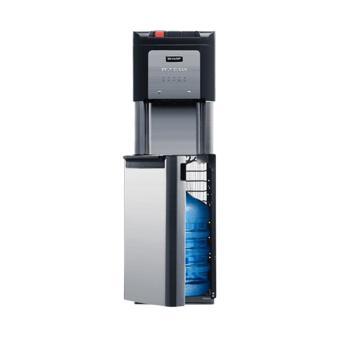 Sharp Dispenser- Silver- SWD 75 EHL Sl(Free Ongkir Area Jakarta)