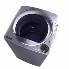 SHARP Mesin Cuci Top Load 10 Kg - ES-M10 .