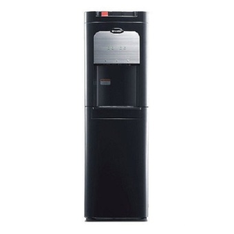 SHARP Water Dispenser Battery Back Up Galon Bawah - SWD-80EHL-BK - Hitam - Khusus Jadetabek