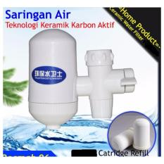 Sloof Filter Penyaring Air Keran / Water Filter Ceramic Carbon