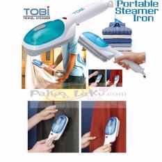 Tobi Setrika Uap Steamer Portabel Penghalus Pakaian Iron Travel Portable