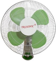 Trisonic Wall Fan 16 inch 1607 Hijau