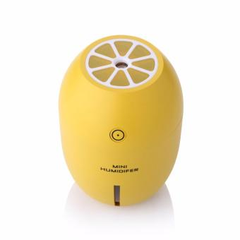 USB Lemon Humidifier with LED Light - 180ML