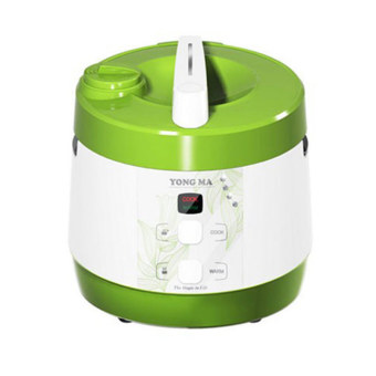 Yong Ma MC 2760 G Teflon BlackTinum Wing Rice Cooker - Hijau