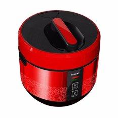 Yong Ma MC 3400 Teflon BlackTinum Rice Cooker - 2 Liter