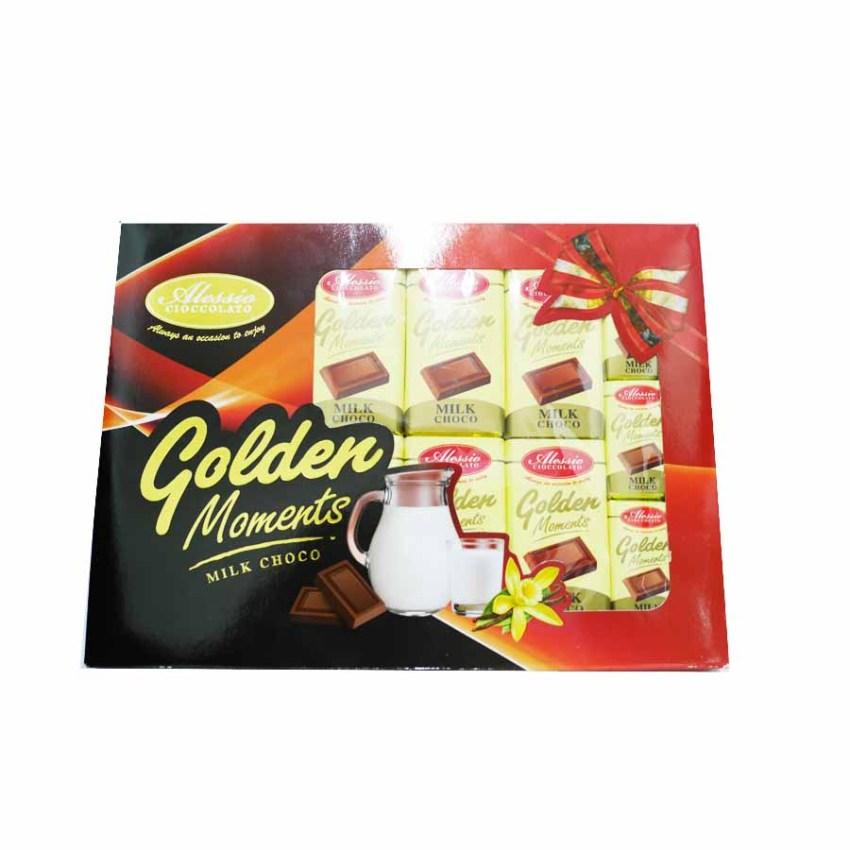 Alessio Golden Moment Milk Chocolate 198 grm