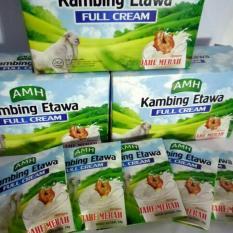 AMH Susu Kambing Etawa Full Cream Plus Jahe - 10 Sachet