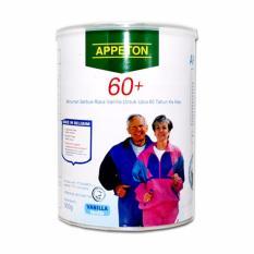 Appeton 60+ Vanilla Susu Formula [450 gr]