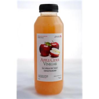 Apple Cider Vinegar / Cuka Apel 500ml