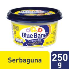Blue Band Margarin Serbaguna Tube - 250gr
