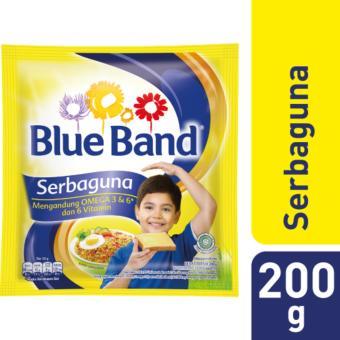 Blue Band Serbaguna Sachet - 200 gr