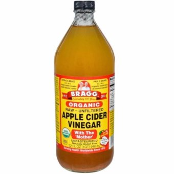 Bragg Apple Cider Vinegar 946ml  Cuka Apel Bragg Organik