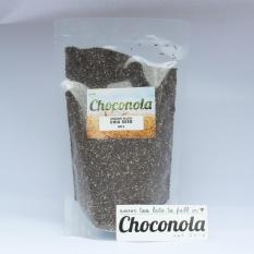 Choconola Organic Black Chia Seed 500g - Chiaseed 500 gr gram / 500gr