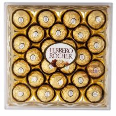 Coklat FERRERO ROCHER isi 24 pcs IMPOR Cokelat Chocolate
