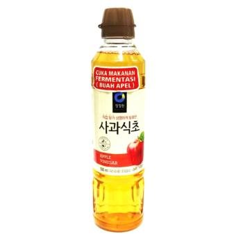 Daesang (Chung Jung One) Apple Vinegar/ Cuka Apel Korea- 500ml