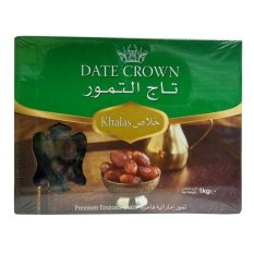 Date Crown Kurma Khalas -1 kg