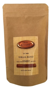 Fry and Roast - Kopi Toraja Blend Gold - 250 gram - Bubuk Halus