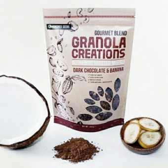Granola Creation Gourmet Blend 480g