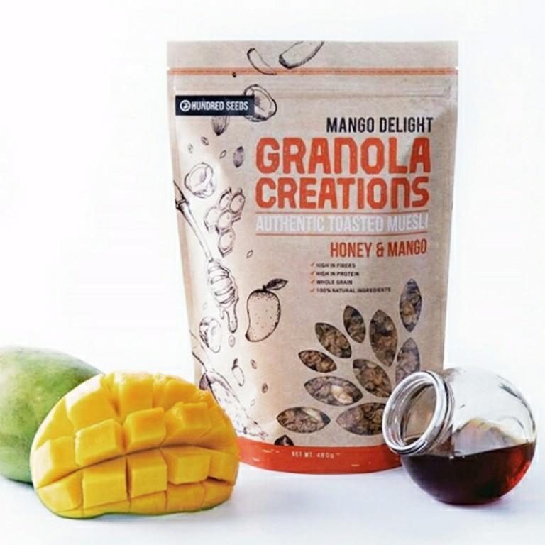 Granola Creation Mango Delight 480g