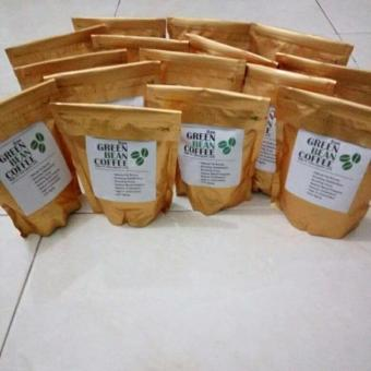 Green Bean Coffee - Kopi Pelangsing