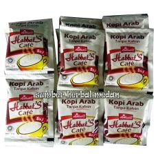 Habbat's Cafe 5in1 Kopi Arab Tanpa Kafein - 30Sachet