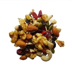 HouseOfOrganix Raw Trail Mix - Mixed Nuts 1 Kg