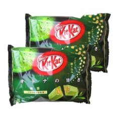 Kitkat 2 Packs - Greentea