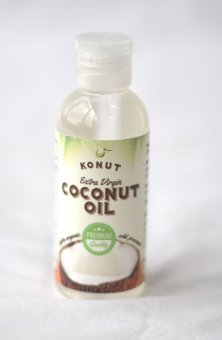 Konut Extra Virgin Coconut Oil - 60 ml