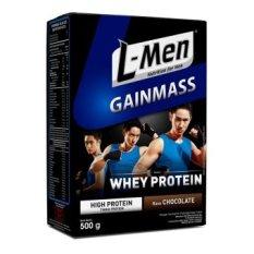 L-Men Gain Mass - Rasa Coklat 500 g