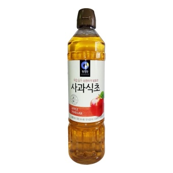 LBR DAESANG ESSENTIAL Apple Vinegar / Cuka Apel 900 ml