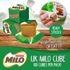 Milo Cube isi 100pc per pack + Bubble Wrap
