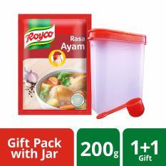 Royco Bumbu Kaldu Ayam 200gr FREE Jar Bumbu