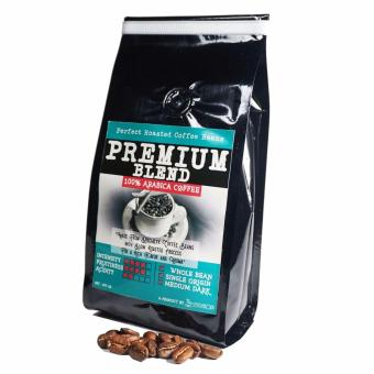 Sentra Kopi - Premium Blend Whole Bean / Biji Kopi Roasted Arabika200 Gram
