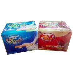 Skygoat Susu Etawa Bubuk Plus Propolis Rasa Original - 1 Box isi 10 Sachet