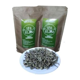 Teh Hijau Green Tea Alami Natural 70gram