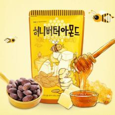 Tom's Kacang Honey Butter Almond - 250 Gram