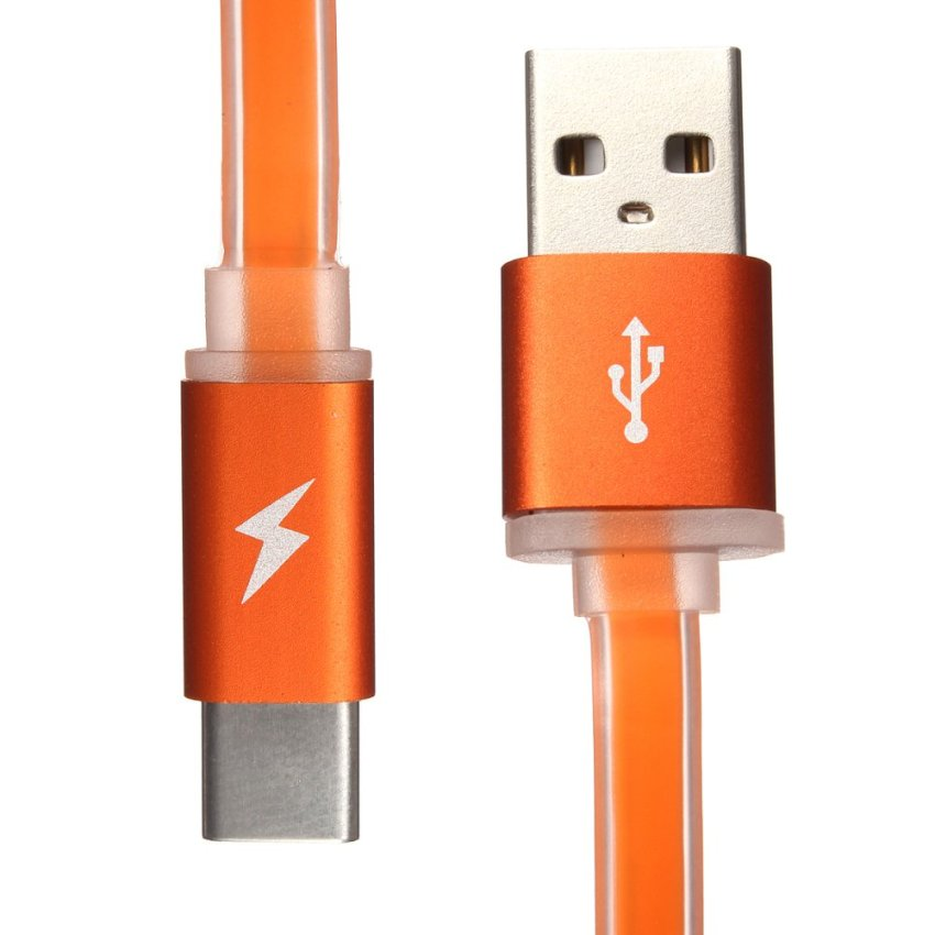 1m USB 2.0 Type A Male to USB 3.1 Type C Male Connector Data Charger Cable Lead (Intl)